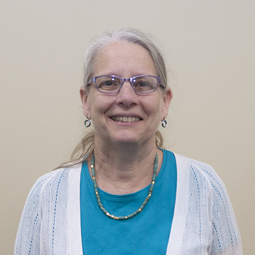 Marilyn Siegel, Director of Adult, Child and Family Services