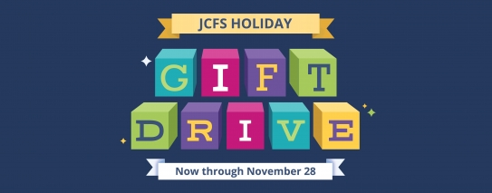 JCFS Holiday Gift Drive 2018