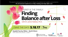 Grief and the Family: Finding Balance after Loss