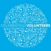 National Volunteer Week, April 7-13, 2019