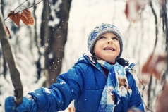 Winter Sensory Challenges