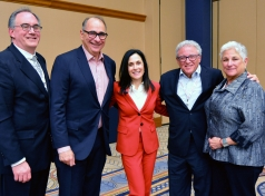 JCFS Hosts Inaugural Conference for Jewish Human Services Agencies