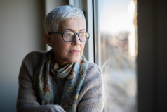 COVID-19:  The Perfect Storm for Depression in Older Adults