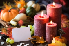 Gratitude at Thanksgiving and the Lights of Hanukkah
