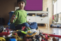 Less Is More: Toys and Their Impact on Children's Cognitive and Neurological Development