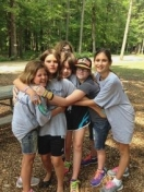 Service Projects at Firefly Teen Camp