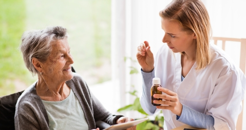 Empower: Helping Older Adults Use Medication Safely