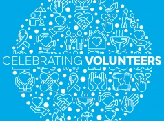 JCFS TDS Celebrates Our Volunteers During National Volunteer Week