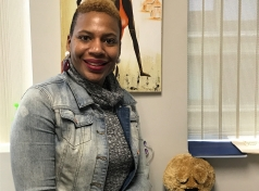 Meet the JCFS Chicago Foster Care Team:  Linda Jamison, Assistant Director of Intake and Foster Parent Support