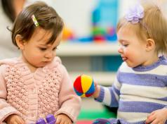 JCFS is a leader in family-centered child development