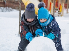Fun Activities to Cure Kids' Cabin Fever