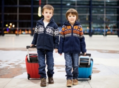 Tips for Traveling with Young Children During the Holidays