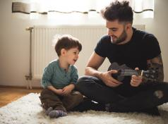 We're All in This Together: How Music and Singing Benefits Trauma-Affected Children