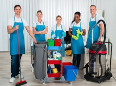 Janitorial Training Program